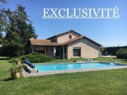 Maison Montrond les Bains • 240m² • 10 p.