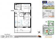 Appartement Allinges • 48m² • 2 p.