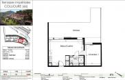 Appartement Collioure • 43 m² environ • 2 pièces