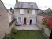 Maison St Florent sur Cher • 96m² • 4 p.
