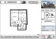 Appartement Le Petit Quevilly • 38m² • 2 p.