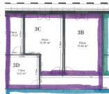 Bureau Colomiers • 50 m² environ