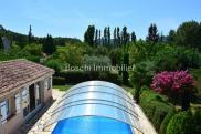 Villa St Marcellin les Vaison • 180m² • 8 p.