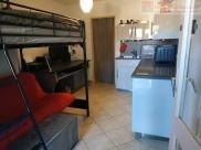 Appartement Le Cap d Agde • 22 m² environ • 1 pièce