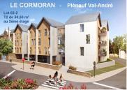 Appartement Pleneuf Val Andre • 50 m² environ • 2 pièces