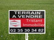 Terrain Gueutteville les Gres • 1 469 m² environ