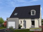Maison Arnage • 91 m² environ • 5 pièces