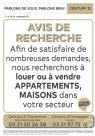 Appartement Boulogne sur Mer • 17m² • 1 p.