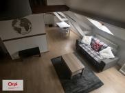 Appartement Montlucon • 50m² • 3 p.