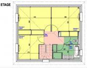 Maison Ceyzeriat • 126 m² environ • 6 pièces