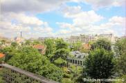Appartement Paris 16 • 59m² • 2 p.
