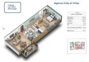 Appartement Pleneuf Val Andre • 63 m² environ • 3 pièces