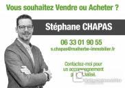 Appartement Grenoble • 83m² • 4 p.