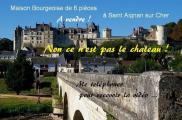 Maison St Aignan • 197m² • 6 p.