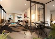 Appartement Clichy • 51 m² environ • 3 pièces