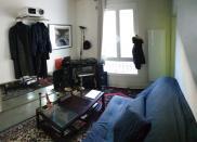 Appartement Paris 10 • 17 m² environ • 1 pièce