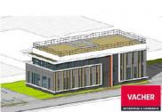 Bureau Pessac • 680 m² environ