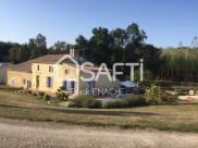 Maison Merignas • 293 m² environ • 15 pièces