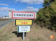 Terrain Chauvigny • 1 701m²