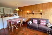 Appartement Le Grand Bornand • 40m² • 2 p.