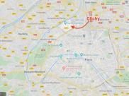 Appartement Clichy • 57m² • 3 p.