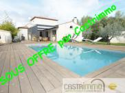 Villa St Drezery • 150m² • 5 p.