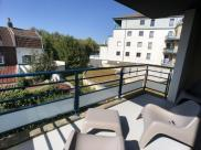 Appartement Wambrechies • 75m² • 3 p.