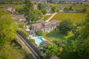 Propriété viticole Preignac • 350m² • 9 p.