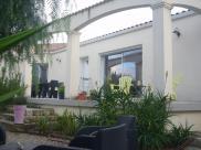 Maison St Genies de Fontedit • 122m² • 4 p.