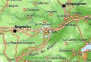Terrain Le Luc • 600m²