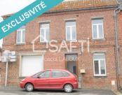 Maison Le Cateau Cambresis • 139m² • 6 p.