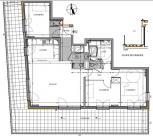 Appartement St Cloud • 92m² • 4 p.