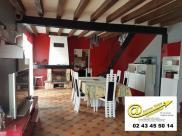Maison La Fleche • 148m² • 6 p.