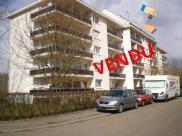 Appartement Haguenau • 52 m² environ • 2 pièces
