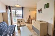 Appartement St Cyprien Plage • 20m² • 1 p.