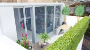 Appartement Paris 14 • 170m² • 6 p.
