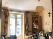 Appartement Paris 18 • 43m² • 2 p.