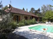 Maison Montpon Menesterol • 128m² • 4 p.