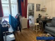 Appartement Paris 15 • 21m² • 1 p.
