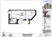 Appartement Sotteville les Rouen • 40 m² environ • 2 pièces