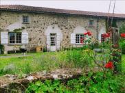 Maison St Maurice des Lions • 130m² • 3 p.