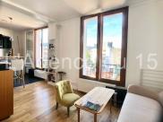 Appartement Issy les Moulineaux • 28m² • 2 p.