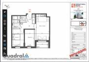 Appartement Nancy • 57 m² environ • 3 pièces