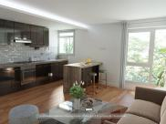 Appartement Guyancourt • 48m² • 2 p.