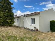 Maison Nueil sur Layon • 150m² • 5 p.