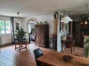 Villa St Julien du Serre • 140m² • 7 p.