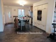 Maison Monnet la Ville • 90 m² environ • 3 pièces