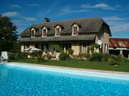 Maison Morlaas • 150 m² environ • 4 pièces
