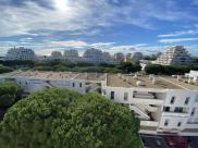 Appartement Palavas les Flots • 20m² • 1 p.