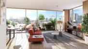 Appartement Paris 13 • 110 m² environ • 4 pièces